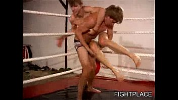 Gay oil wrestling nude - Gay wrestling on fightplace 10