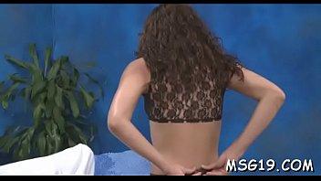 Masseuse enjoys ramrod insertion