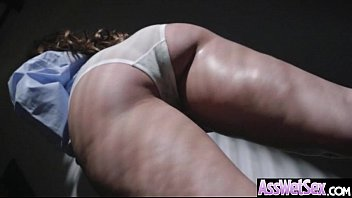 Big Wet Ass Girl (Remy LaCroix) Get Oiled And Hard Style Analy Banged clip-26