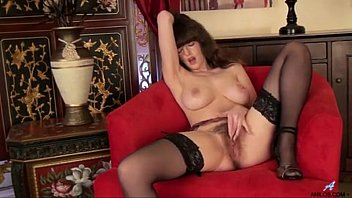 Hairy erotic mature First orgasm video for hairy pussy milf