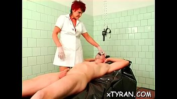 Medical femdom video Adorable maid fucked from every angle