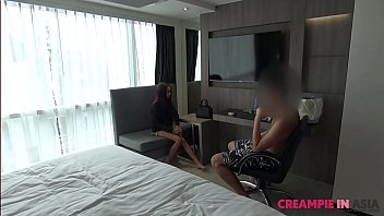Tiny Thai Slut Was Unaware That I Came In Her Pussy