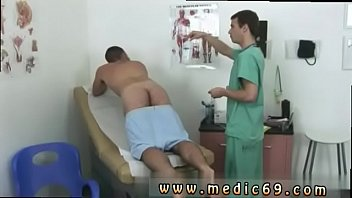 Suck gay male nipples A male doctor with his nude and gay medical fetish movieture after