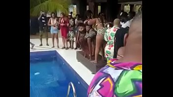 Khalid production pool party- 1