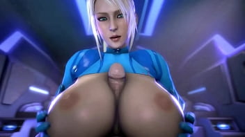 Back at the barnyard cartoon porn - Samus aran - celestial fuck
