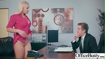 Hardcore Intercorse With Huge Juggs Office Girl (Kylie Page) mov-18