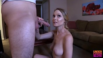 My wife blowjob - Cucked by my petite wifes big dicked ex boyfriend part 3