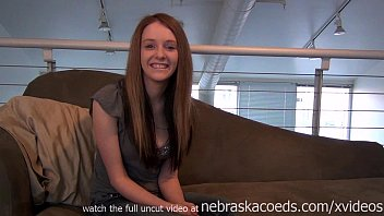 gorgeous college freshman hottie from iowa city first time ever nudie video