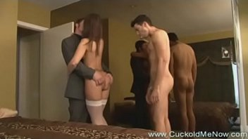 Wife lets husband fuck neighbours girly - Cuckold fantasies 19 part 2