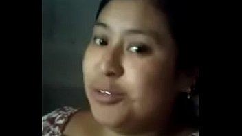 Chapina de corte dedicando video