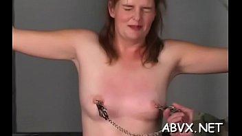 Stripped wife bizarre home porn in rough bondage amateur scenes