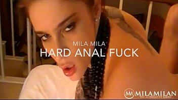 Mila Milan - Dutch Gangbang / Anal Fuck