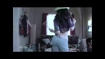 Michelle trachtenberg - touch my bum (music video)