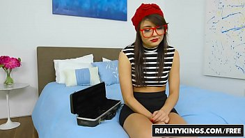 RealityKings - Teens Love Huge Cocks - Adria Rae Logan Long - Pussy Treat