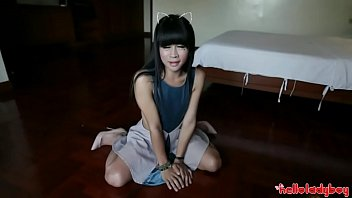 Met 22 Year Old Ladyboy Dear In Thailand & Took Her Back To My Hotel