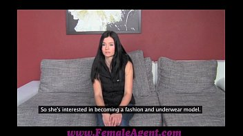 FemaleAgent Perfect breasts at 19