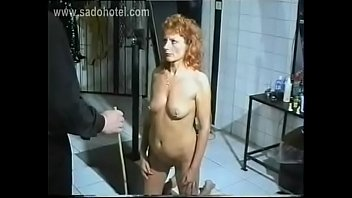 redhead bondage