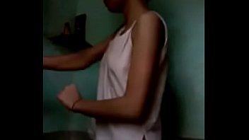 Puja hot bath boyfriend self record