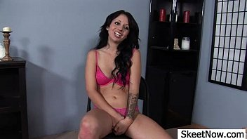 Dirty Talk and Face Fucking Madelyn Monroe