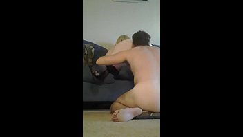 Sensual GF teasing and pleasing my cock after getting pussy eaten and ass massaged