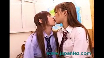Wow Lesbian School Girls Can't Stop Touching Each Other Thumb