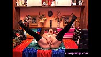 Crazy Grandmother in Webcam, Free Mature Porn 09: