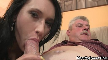 Teen parental influences She is seduced by his old parents