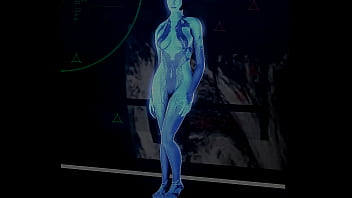 Halo reach kat naked - Cortanas rampancy