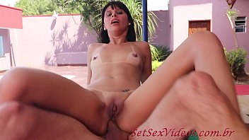 SetSexVideos - Anny Fernandez and Vagninho having sex live at the nightclub. Coproduction with Binho Ted - Trailer