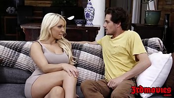 Busty Stepmom Kenzie Taylor Gets Fucked Hard By Her Stepson porn thumbnail