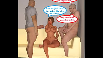 3D Comic: Cuckold Husband Reclaims Wife After She Cheated Thumb