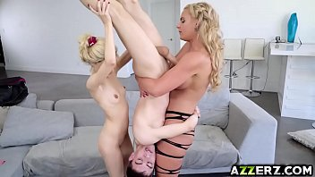 Horny Teen Couple Gets A Hot Fucking Lesson thumbnail