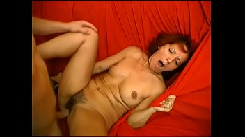 Mature slut rides cock with hairy pussy