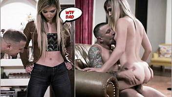 April Aniston In Daddy's Golden Rules Thumb
