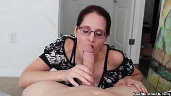 8891 Step Mom POV blowjob preview