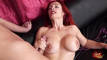 Mary Rider - RedHead milf loves anal sex