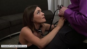Terra lynn escort - Sexy brunette krissy lynn lets her client take control