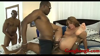 White woman gets black anal Hot ass coed pounded bs rammed by bbc