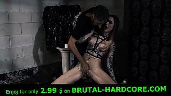 Brutal hard sex. Must see