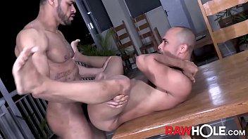 RAWHOLE Brazilian Bottom Banged Hard By Hunk Douglas Feraz