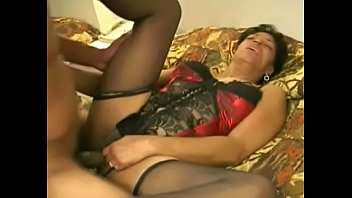 Mature an black Mature black lady prepared special lingerie to make an impression upon her new friend