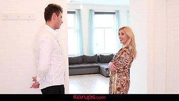 Karups - Cougar Brittany Bardot Hunts Her Driver