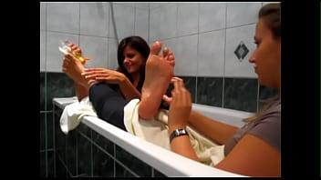 Selfmade Foot Massage