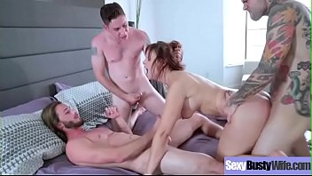 Hardcore Sex On Cam With Big Juggs Slut Housewife (Syren De Mer) mov-25