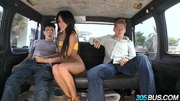 Pornstar benson Hottest brunette pornstar breanne benson takes two dicks 1.6