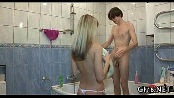 Teen boy wanking - Boy bangs her as hard as nobody