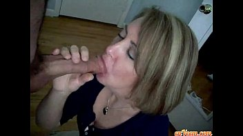 Wife give blowjob