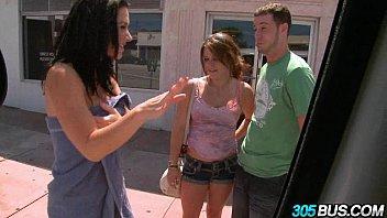 Jayden Jaymes & Chloe Hart hot threesome.6