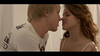 Hot teen couple morning sex and creampie after breakfast