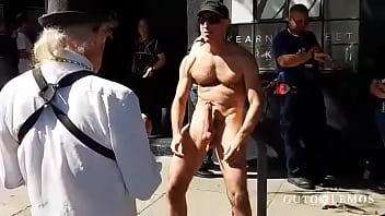Montreal gay film festival - Street jerking at folsom 2017